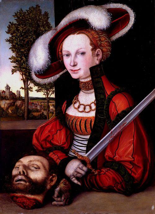 Judith cranach