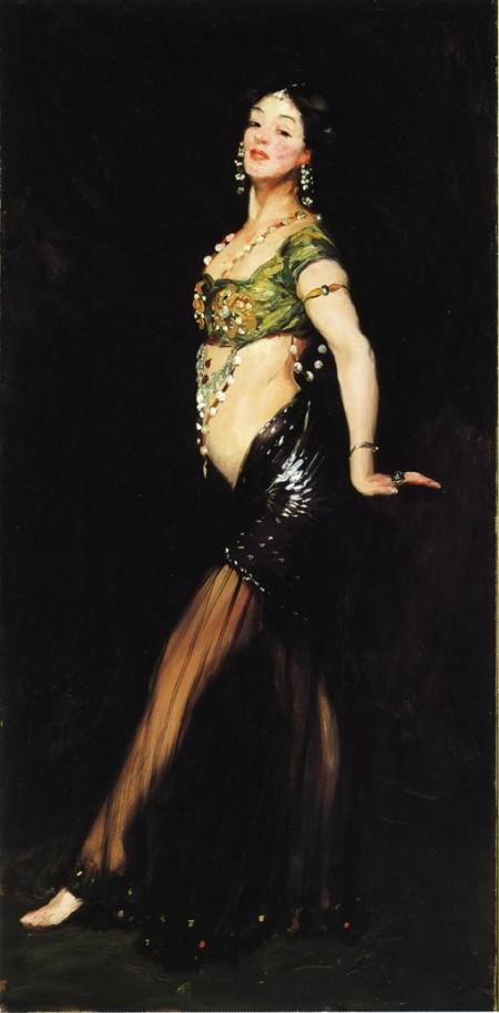 Salome-robert-henri-450x914 1909